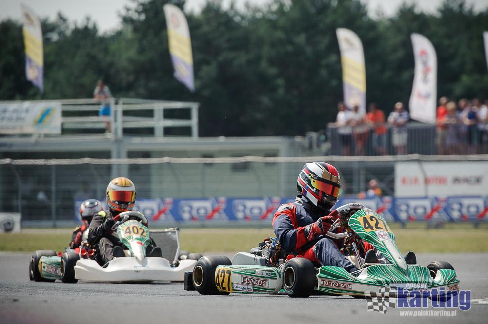 Kartingowe Mistrzostwa Polski 1 Seria