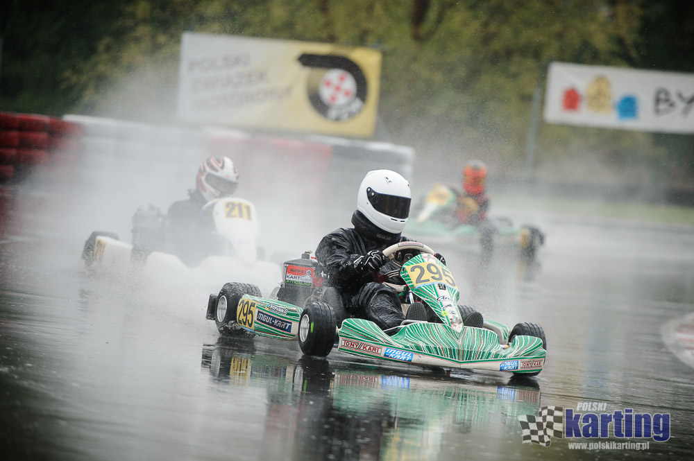 Jednym z bardziej znanych kierowców teamu Borsch Racing w Polsce jest Tymofii Stepashko.