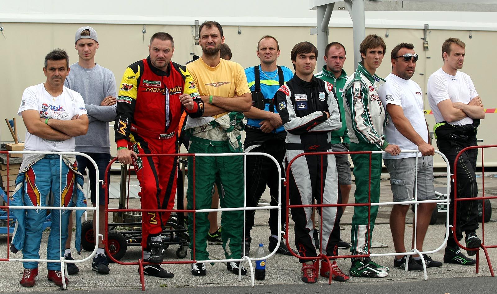 kierowcy Rok GP