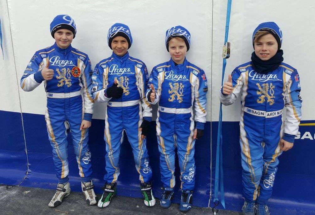 praga-junior-team